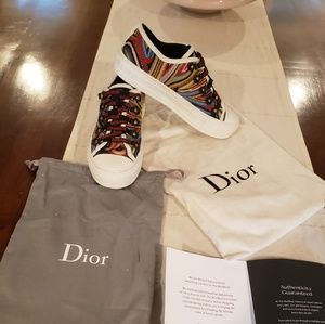 Christian Dior Dioramour Sneakers